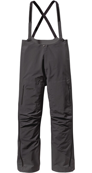 Patagonia M's Super Alpine Bibs Forge Grey
